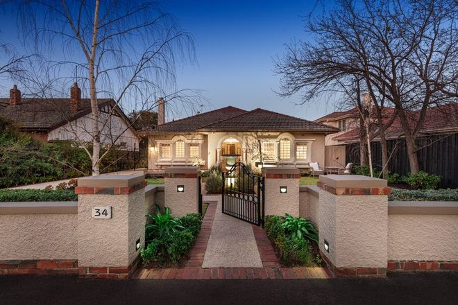 Picture of 34 Belson Street, MALVERN EAST VIC 3145