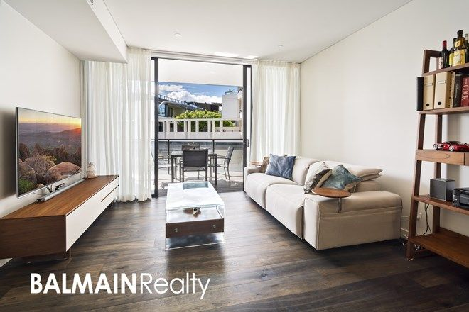 Picture of 2 Nagurra Place, ROZELLE NSW 2039