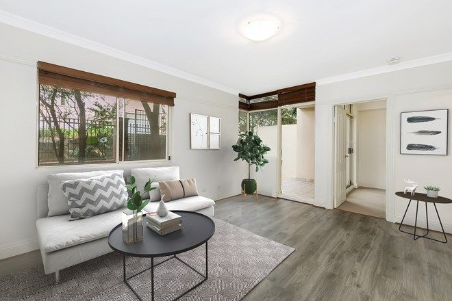 Picture of 22/10-12 Gerard Street, CREMORNE NSW 2090