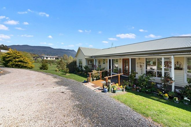 Picture of 51 Whiteleys Road, MEANDER TAS 7304