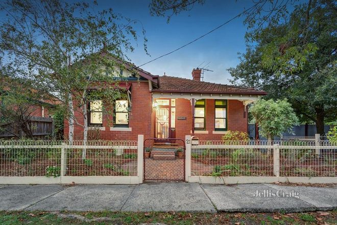 Picture of 21 Crewe Road, HUGHESDALE VIC 3166