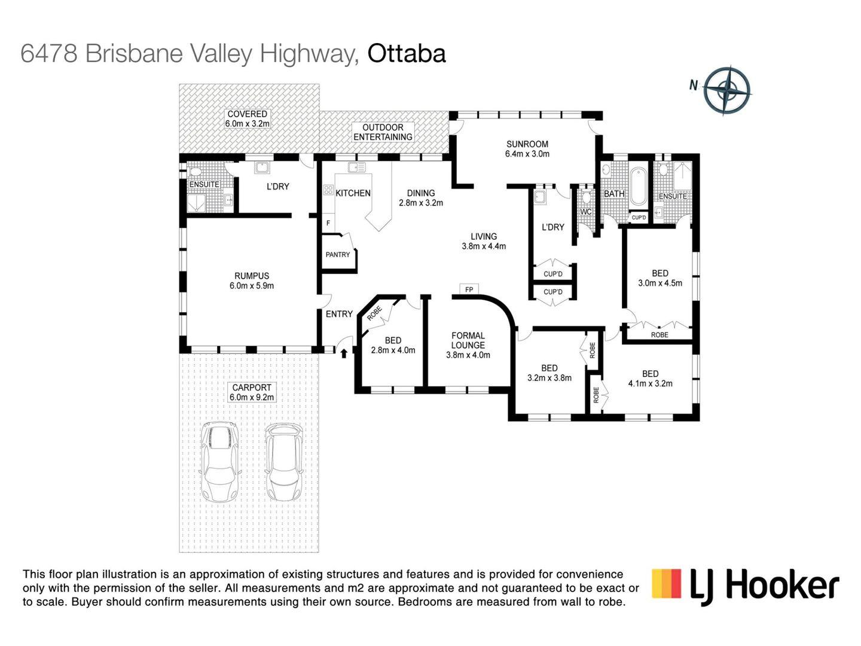 6478 Brisbane Valley Highway, Ottaba QLD 4313, Image 1