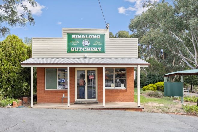 Picture of 29 Fitzroy St, BINALONG NSW 2584