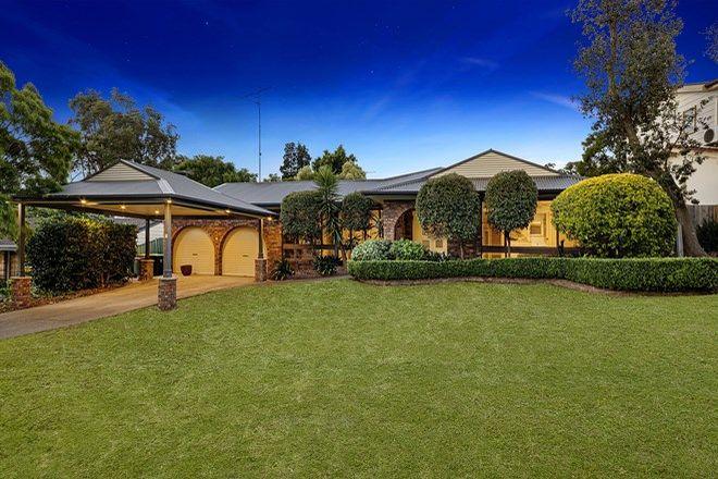 Picture of 34 Janamba Avenue, KELLYVILLE NSW 2155