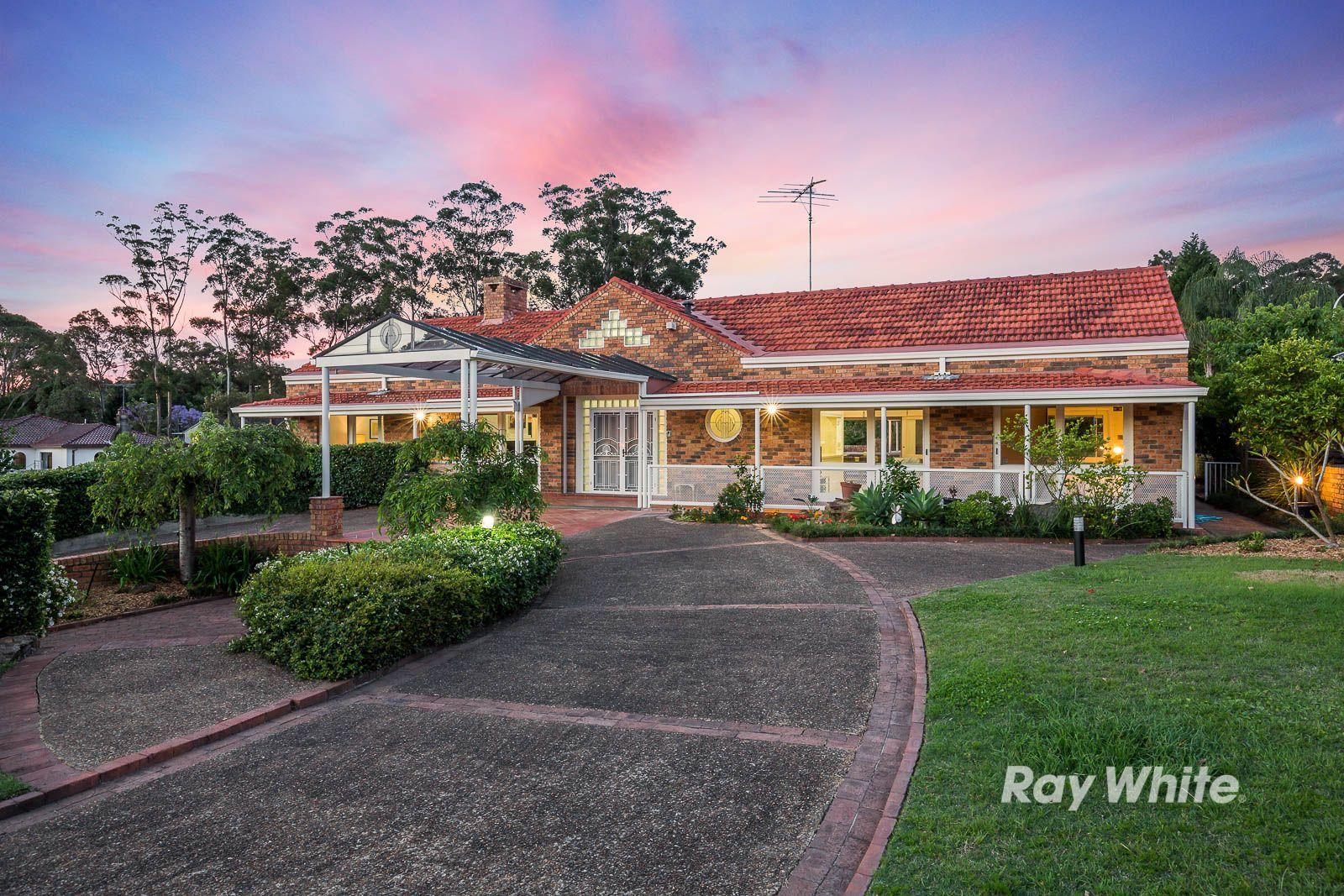 16 Castlewood Drive, Castle Hill NSW 2154, Image 2