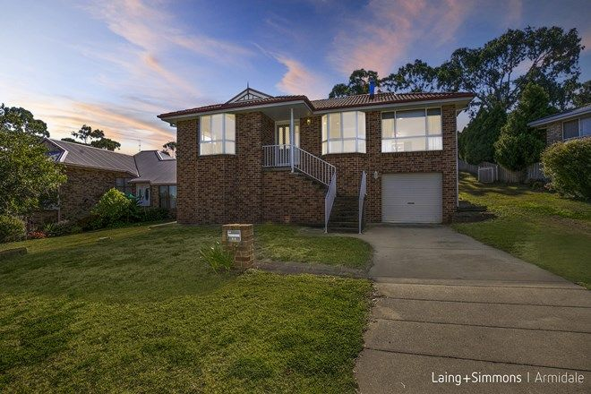 Picture of 5 Baird Place, ARMIDALE NSW 2350