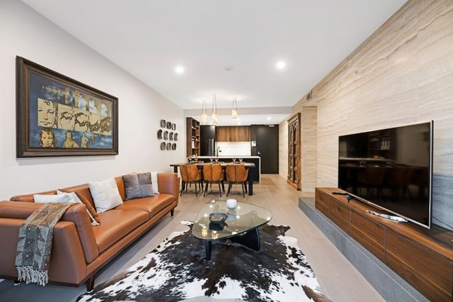 Picture of 110/1 Roy Street, MELBOURNE VIC 3000
