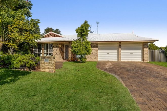 Picture of 9 Dalzell Crescent, DARLING HEIGHTS QLD 4350