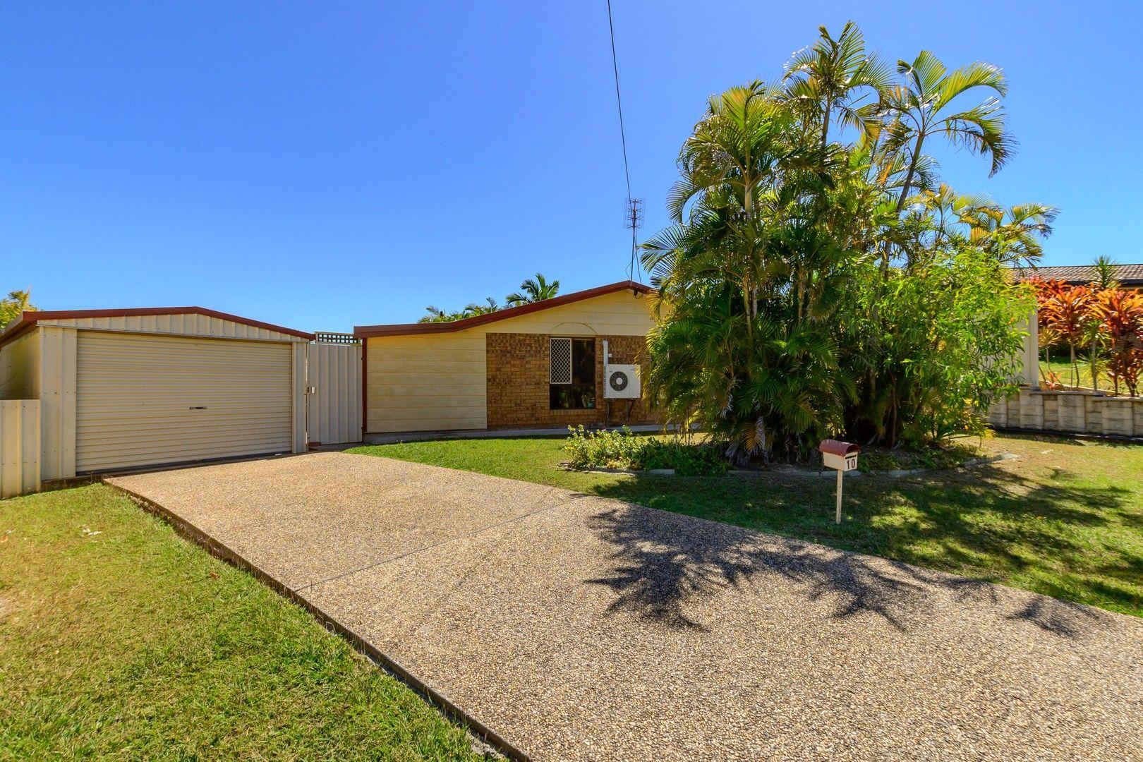 10 Fitzroy Court, Boyne Island QLD 4680, Image 1