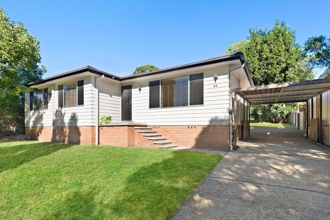 Picture of 25 Kestrel Avenue, MOUNT HUTTON NSW 2290