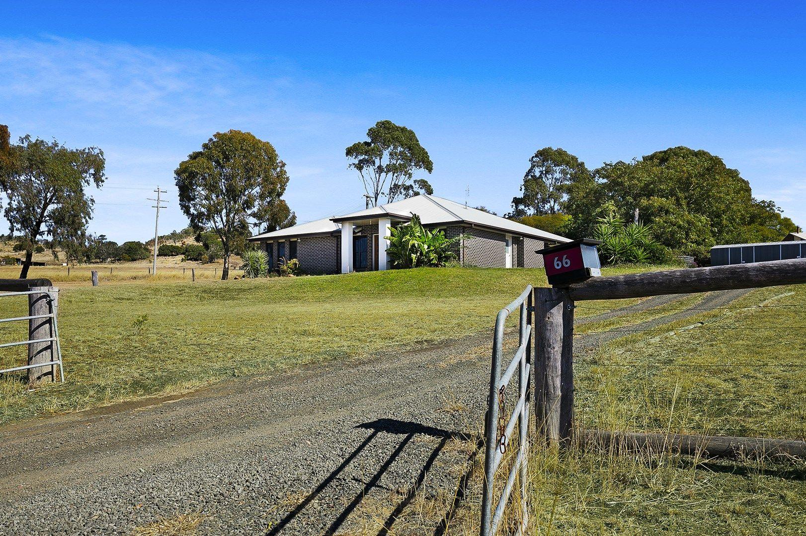 66 Old Goombungee Road, Meringandan West QLD 4352, Image 0