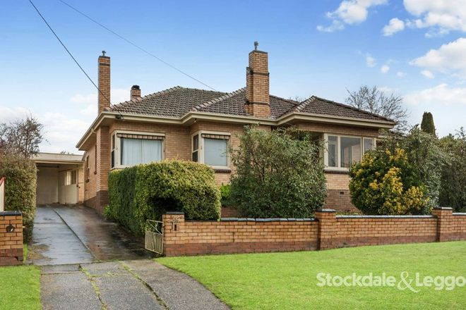 Picture of 34 Millar Street, DAYLESFORD VIC 3460