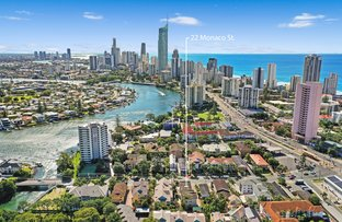 Picture of 22 Monaco Street, Surfers Paradise QLD 4217