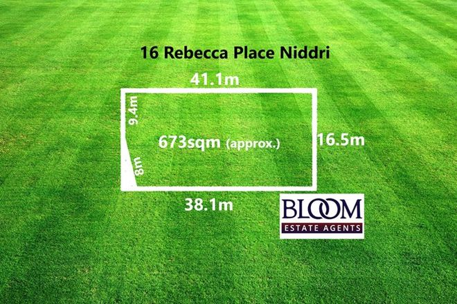 Picture of 16 rebecca place, NIDDRIE VIC 3042