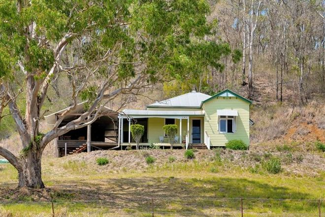 Picture of 55 Dodds Road, RAVENSBOURNE QLD 4352