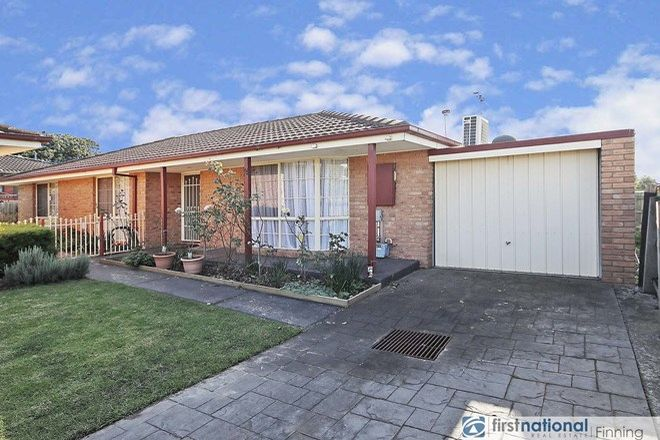 Picture of 4/37 Lyall Street, CRANBOURNE VIC 3977