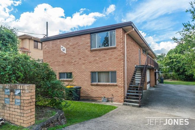 Picture of 12 Ensign Avenue, ANNERLEY QLD 4103