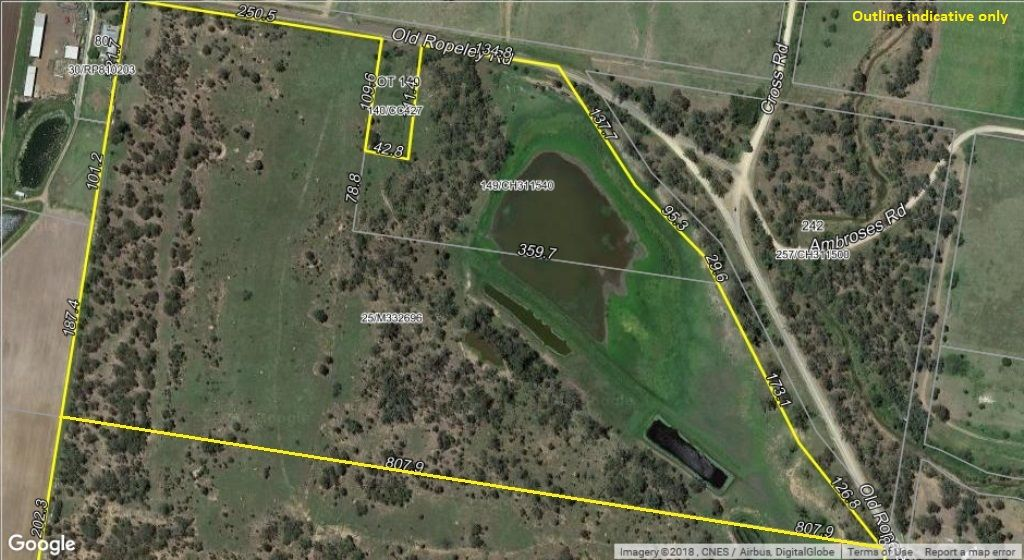 Lots 25 & 149 Old Ropeley Rd, Lower Tenthill QLD 4343, Image 2