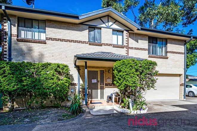 Picture of 9/63 Spencer Street, ROOTY HILL NSW 2766