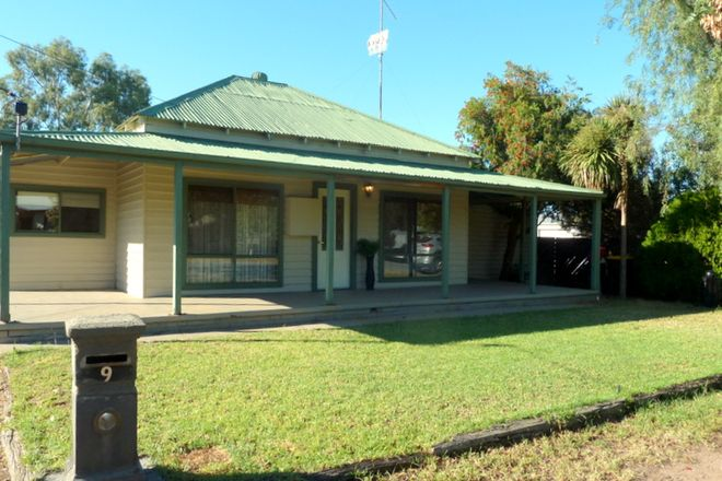 Picture of 9 Rutherford Street, CHARLTON VIC 3525