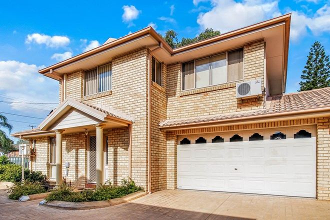 Picture of 12/18-22 Barber Avenue, PENRITH NSW 2750