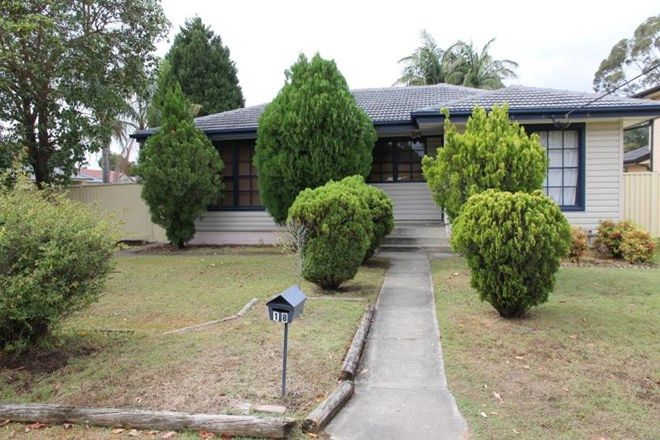 Picture of 18 Sanananda Road, HOLSWORTHY NSW 2173
