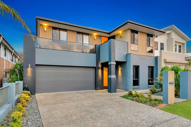 Picture of 75 Azzurra Drive, VARSITY LAKES QLD 4227