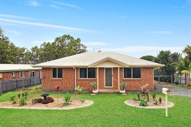 Picture of 10 Conaghan Street, GRACEMERE QLD 4702