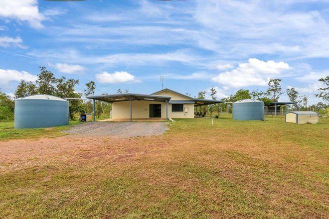 Picture of 280 Darwin River Road, DARWIN RIVER NT 0841