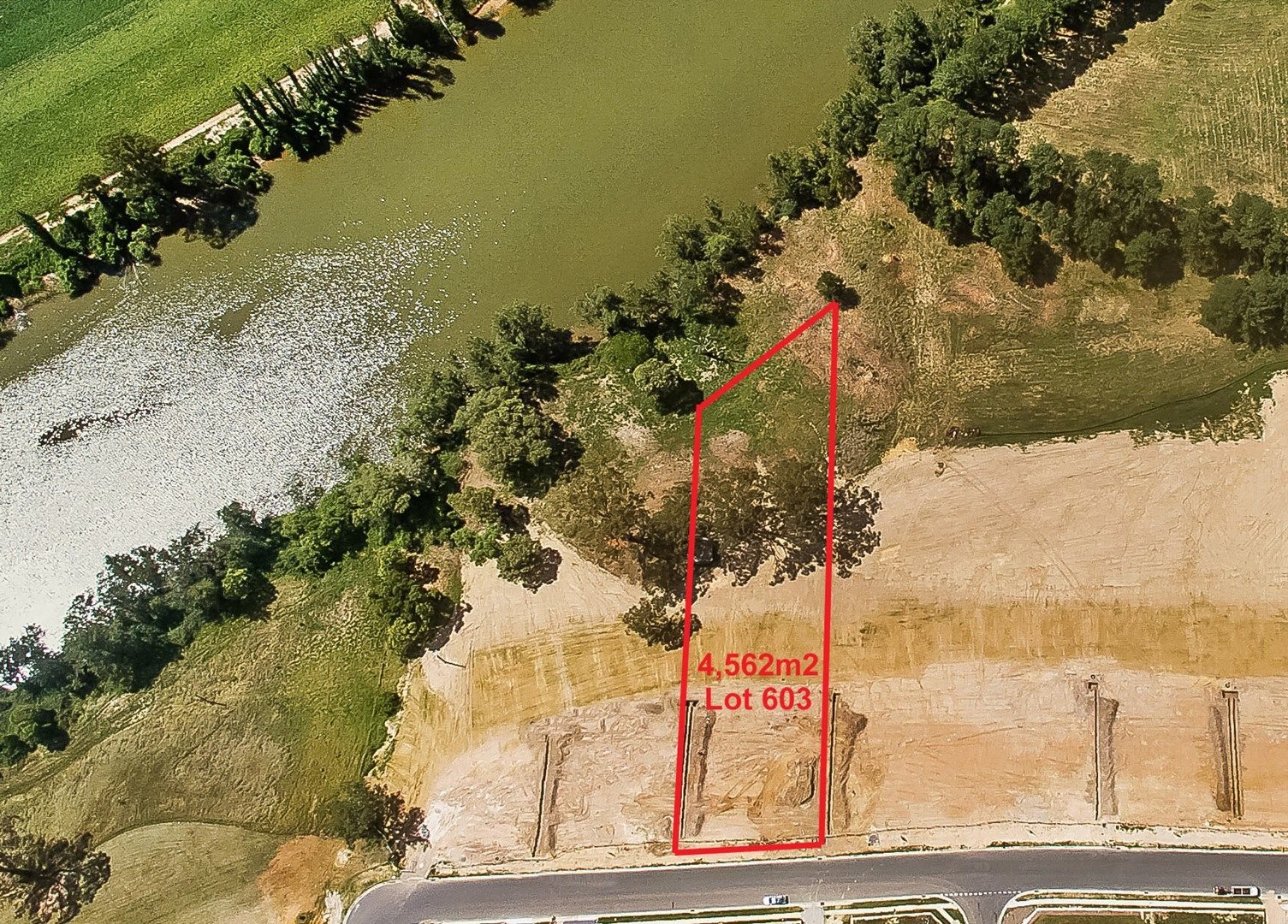Lot 603 Cleary Drive, Pitt Town NSW 2756, Image 1