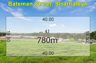 Lot 41 Bateman Street, Strathalbyn SA 5255
