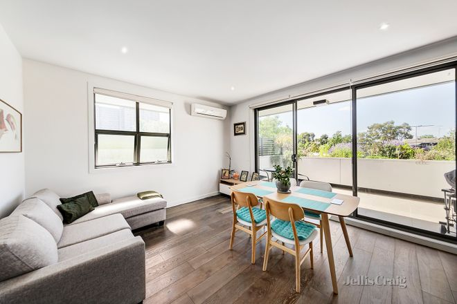 Picture of 204/38 Yarra Street, ABBOTSFORD VIC 3067