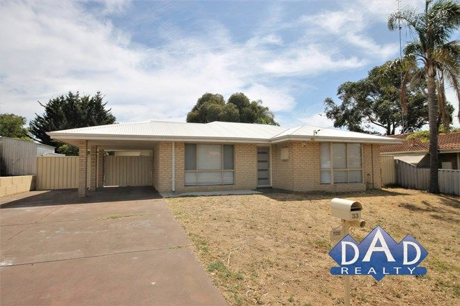 Picture of 33 Ashrose Drive, WITHERS WA 6230