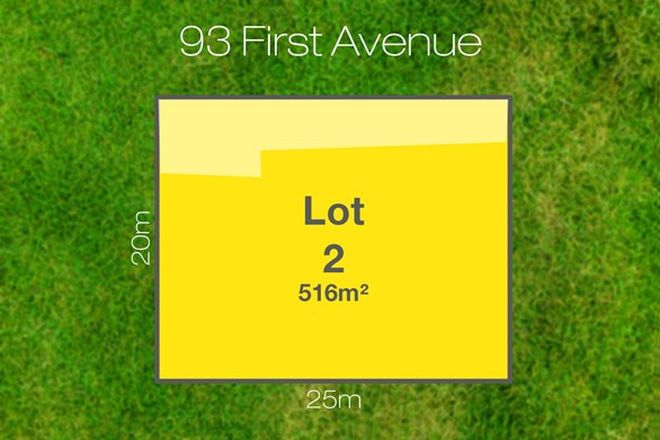 Picture of Lot 2/93 First Avenue, MARSDEN QLD 4132