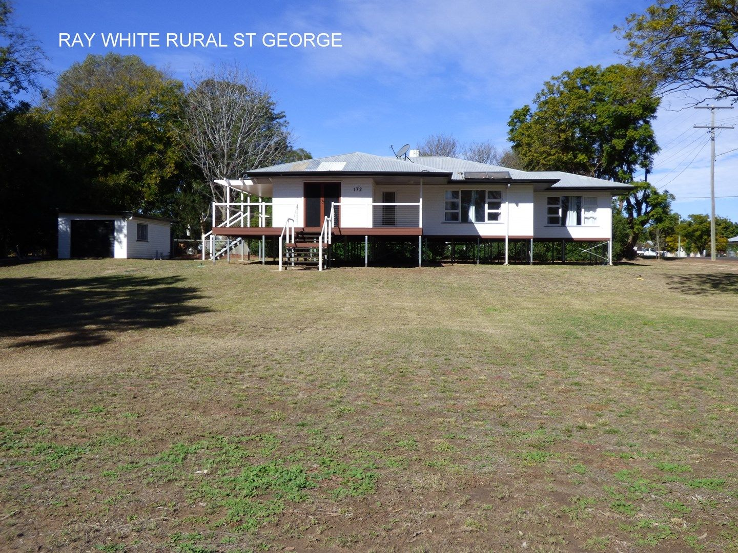 172 St Georges Terrace, St George QLD 4487, Image 0