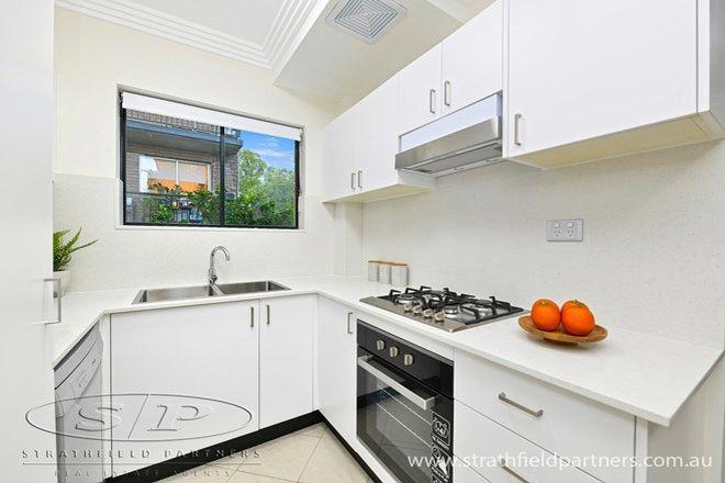 Picture of 13/1 Tavistock  Road, HOMEBUSH WEST NSW 2140