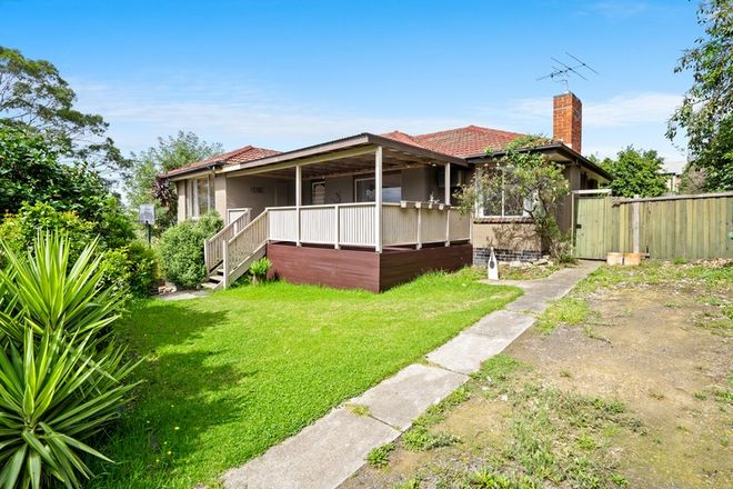 Picture of 4 Rowell Street, ROSANNA VIC 3084