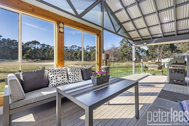 Picture of 160 Pipers River  Road, TURNERS MARSH TAS 7267