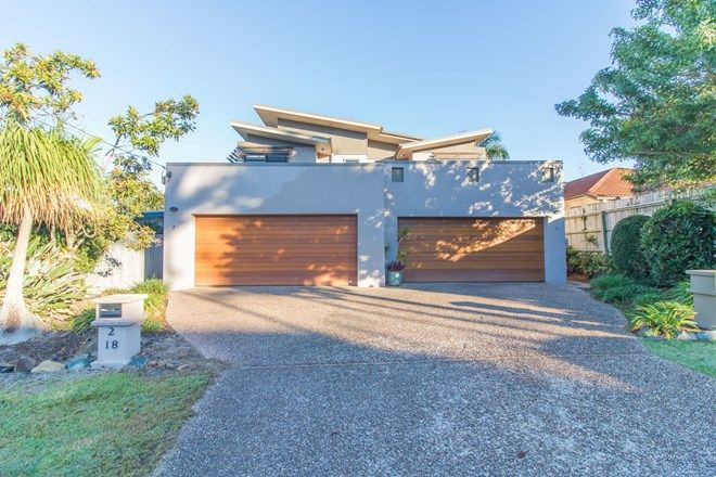 Picture of 2/18 Ewan Street, SOUTHPORT QLD 4215