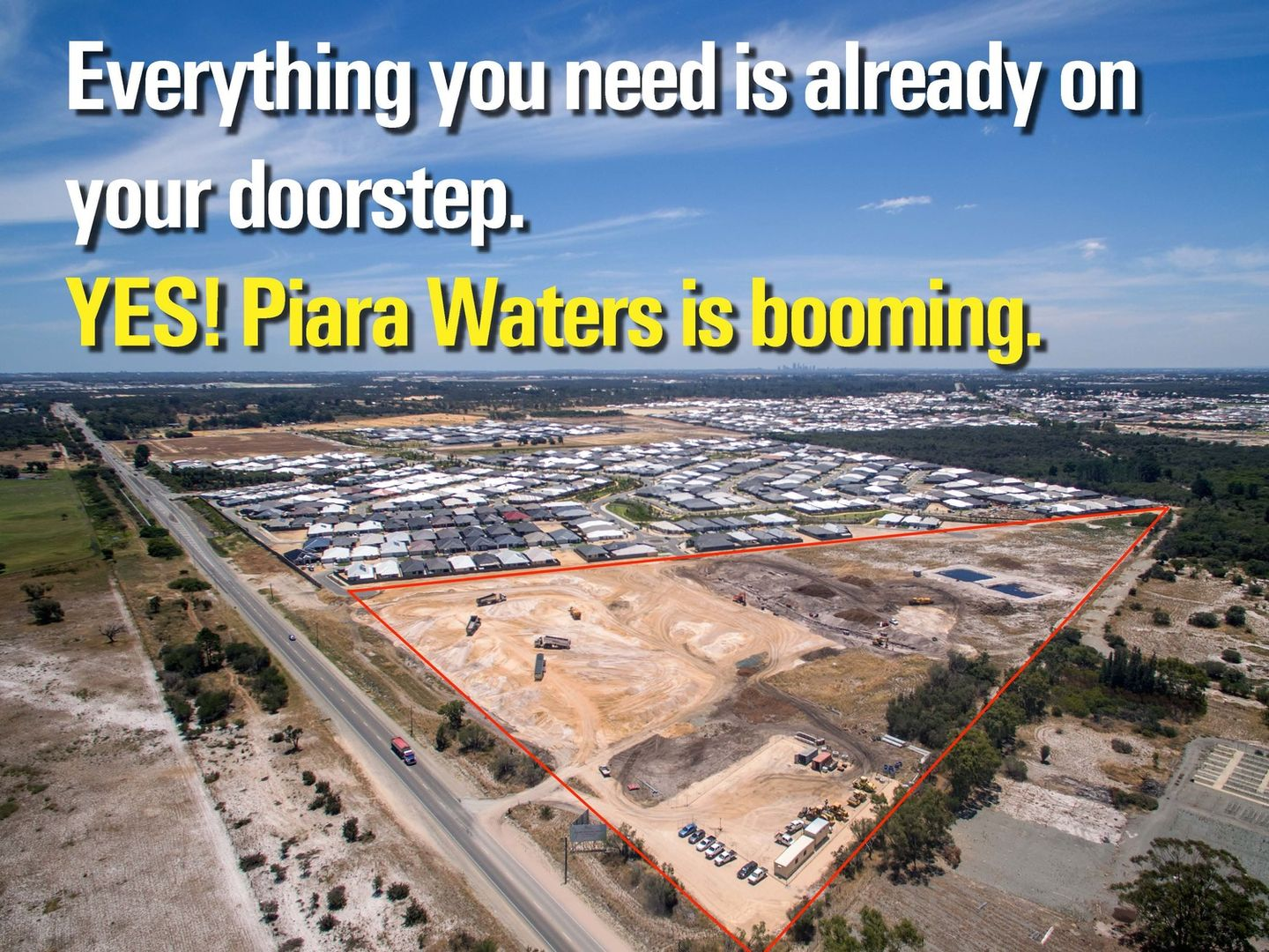 Lot 1772/14 Breccia Drive, Piara Waters WA 6112, Image 1