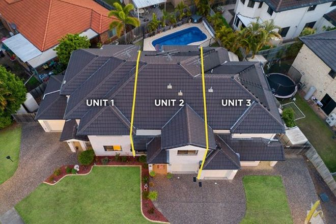 Picture of 1,2 & 3/37 Carisbrook Cct, FOREST LAKE QLD 4078