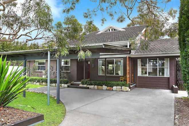 Picture of 343 Somerville Road, HORNSBY HEIGHTS NSW 2077