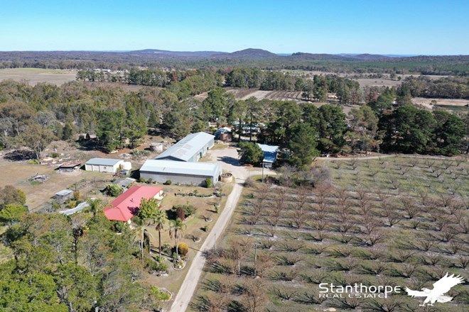 Picture of 225 Quirks Road, AMIENS QLD 4380