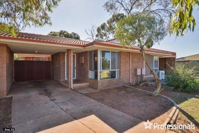 Picture of 35B Starlight Place, SOUTH KALGOORLIE WA 6430