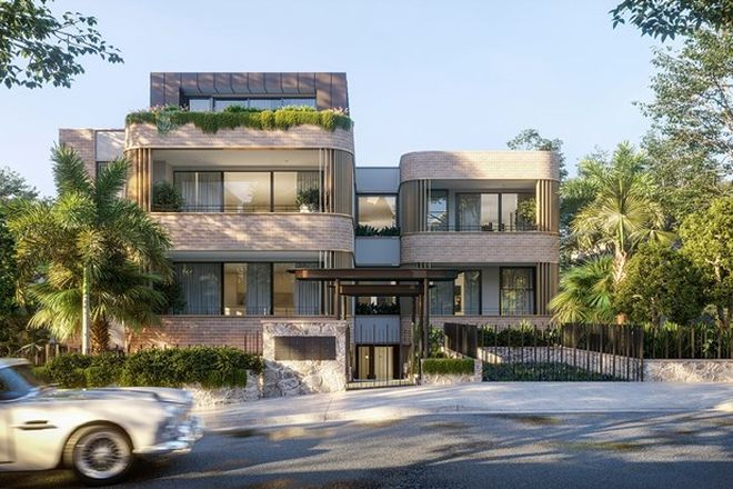 Picture of 6/9 Harriette  Street, NEUTRAL BAY NSW 2089