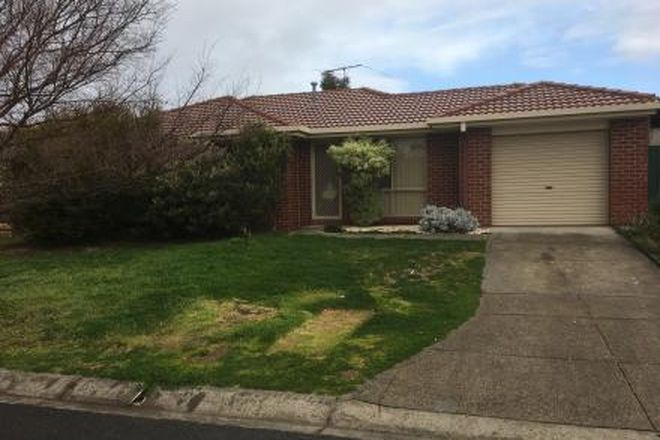 Picture of 4 Perkins Grove, BURNSIDE VIC 3023