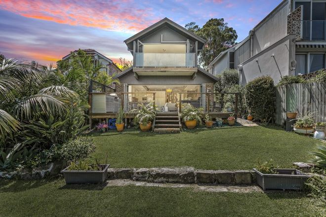 Picture of 112 Darling Street, BALMAIN EAST NSW 2041