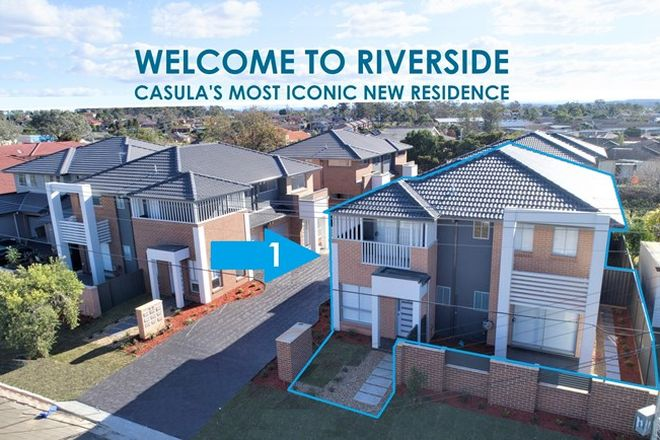 Picture of 1/11-13 Marsh  Parade, CASULA NSW 2170