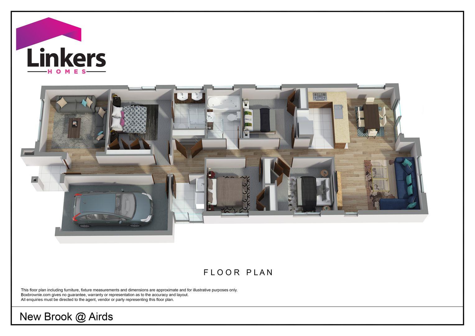 Lot 5104 Fluskey Street, Leppington NSW 2179, Image 2