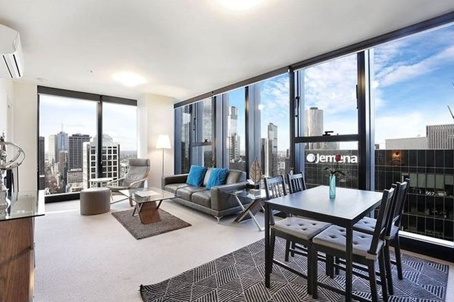 Picture of 4102/568 Collins Street, MELBOURNE VIC 3000